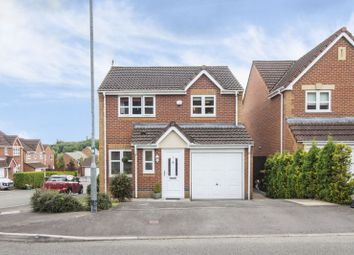 Thumbnail 3 bed detached house for sale in Stockwood Close, Langstone, Newport