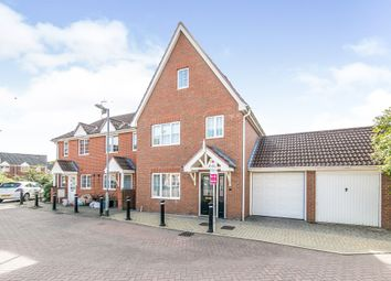 Jovian Way, Colchester CO4. 4 bed end terrace house