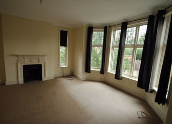 Thumbnail 1 bed flat to rent in Woodland Avenue, Stoneygate, Leicester