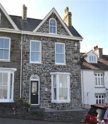 Thumbnail 4 bed end terrace house for sale in Glanmor Terrace, New Quay, Ceredigion