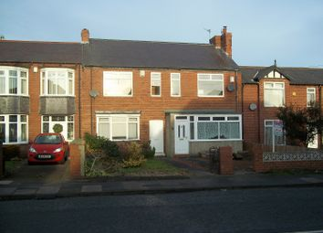 Thumbnail 2 bed terraced house to rent in Bridge Terrace, Stakeford