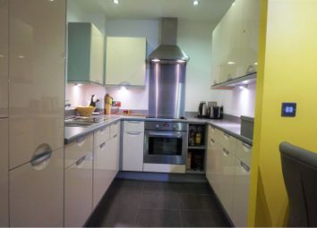 2 bed flat for sale in Central Way, London NW10