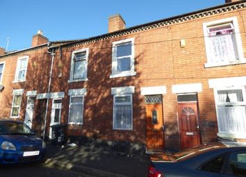 Thumbnail 3 bedroom terraced house for sale in Belgrave Street, Derby, Derbyshire