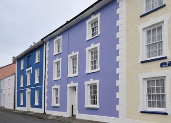 Thumbnail 3 bed town house for sale in 11 Quay Parade, Aberaeron, Ceredigion