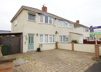 Thumbnail 3 bed semi-detached house for sale in Weston-Super-Mare, North Somerset
