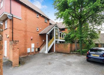 Thumbnail 1 bed flat for sale in Kenilworth Place, Laindon, Basildon