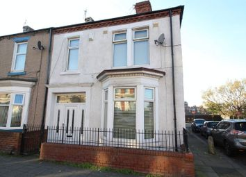 Thumbnail 3 bed terraced house for sale in Chichester Road, South Shields