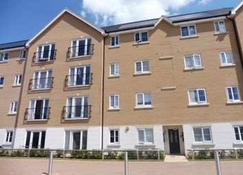 Thumbnail 2 bedroom penthouse for sale in Rowditch Furlong, Redhouse Park, Milton Keynes