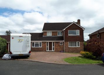 Thumbnail 4 bed detached house for sale in Badgers Close, Blean, Canterbury