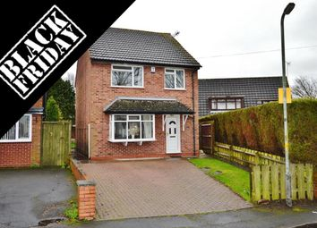 Thumbnail 3 bed detached house for sale in Merridale Gardens, Wolverhampton