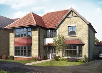 "Thumbnail 5 bed detached house for sale in ""The Westcott"" at Lady Lane, Blunsdon, Swindon"