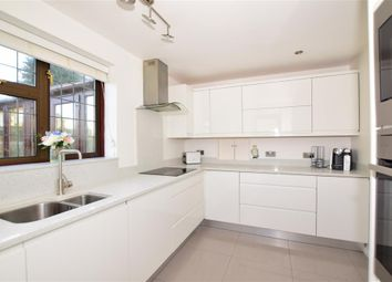 Thumbnail 4 bed detached house for sale in Wheatfield, Leybourne, West Malling, Kent
