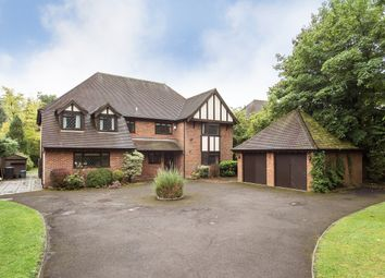 Thumbnail 5 bed detached house to rent in Windsor Road, Gerrards Cross