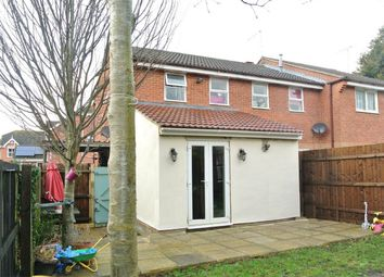 Thumbnail 2 bed end terrace house for sale in Piccadilly Way, Morton, Bourne, Lincolnshire
