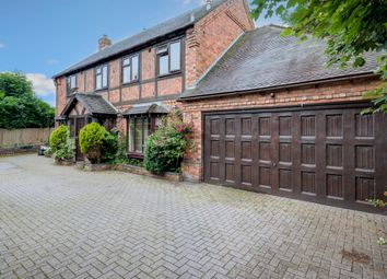 Thumbnail 4 bed detached house for sale in Station Approach, Four Oaks, Sutton Coldfield