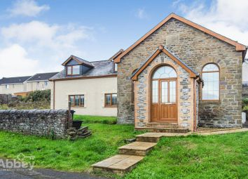 Thumbnail 4 bed detached house for sale in Yr Hen Capel, Cimla Common, Cimla, Neath