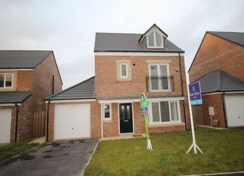 Thumbnail 4 bed detached house for sale in Evergreen Way, Marton-In-Cleveland, Middlesbrough