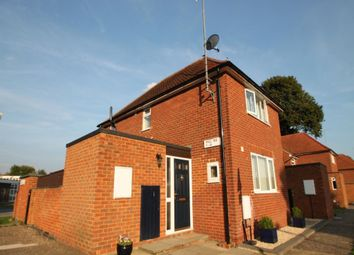 Thumbnail 2 bedroom end terrace house to rent in Hill Road, Arborfield, Reading