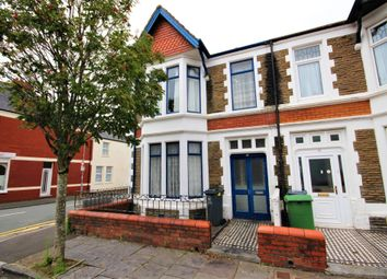 Thumbnail 4 bed end terrace house for sale in Newfoundland Road, Heath, Cardiff
