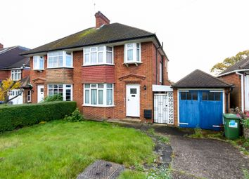 Thumbnail 3 bedroom semi-detached house for sale in Alington Crescent, Kingsbury