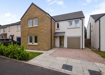 Thumbnail 4 bed detached house for sale in Kinmond Drive, Perth