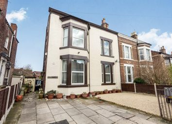 Thumbnail 7 bed semi-detached house for sale in Kingsland Road, Tranmere, Birkenhead
