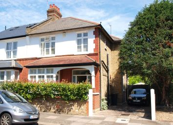 Thumbnail 3 bed semi-detached house for sale in Manor Road, Enfield