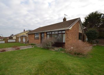 Thumbnail 3 bedroom bungalow to rent in Seafield Road South, Caister On Sea
