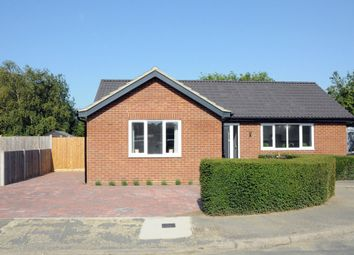 Thumbnail 2 bed detached bungalow for sale in South View Green, Bentley, Ipswich