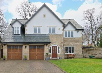 Thumbnail 5 bed detached house for sale in Crofton House, Whiddon Croft, Menston, Ilkley