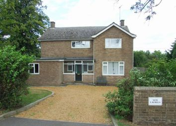 Thumbnail 4 bedroom detached house to rent in Warboys, Huntingdon