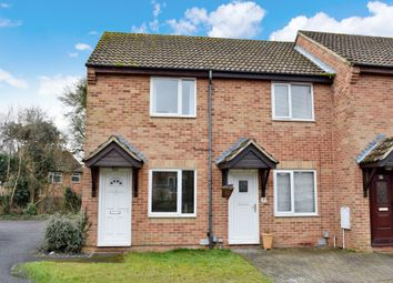 Thumbnail 1 bed end terrace house for sale in Scrivens Mead, Thatcham