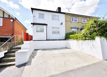 Thumbnail 3 bedroom semi-detached house for sale in Mill Lane, High Ongar, Ongar, Essex