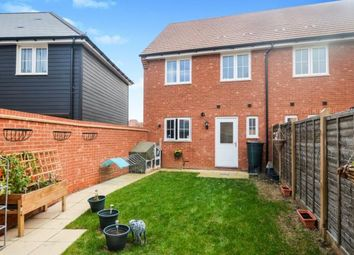 Thumbnail 2 bed semi-detached house for sale in Wagtail Walk, Finberry, Ashford, Kent