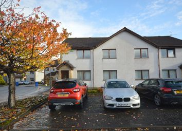 Thumbnail 2 bed flat for sale in Craiglynn Gardens, Balloch, West Dunbartonshire