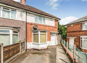 Thumbnail 3 bed semi-detached house for sale in Norrington Grove, Northfield, Birmingham
