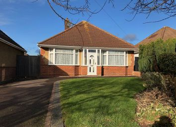 Thumbnail 3 bed detached bungalow for sale in Gladstone Road, Southampton