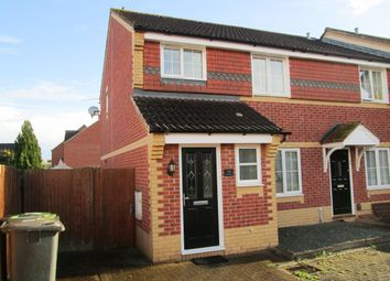 Thumbnail 3 bed end terrace house for sale in Weavers Green, Sandy