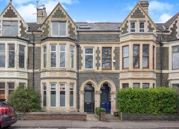 Thumbnail 4 bed terraced house for sale in Pentrebane Street, Grangetown, Cardiff
