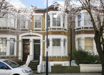 Thumbnail 3 bed flat for sale in Drakefell Road, London