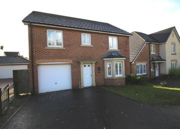 Thumbnail 4 bed detached house for sale in 3 Cadwal Court, Llantwit Fadre, Pontypridd