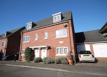 4 bed semi-detached house for sale in Oddstones, Codmore Hill, Pulborough RH20