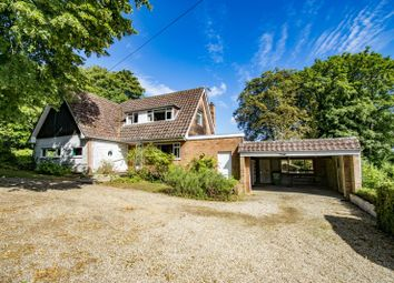 Thumbnail 5 bed detached house for sale in Wantage Road, Streatley, Reading