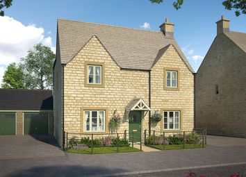 Thumbnail 4 bedroom detached house for sale in The Sorbus, Amberley Park, London Road, Tetbury, Gloucestershire