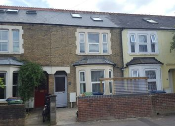 Thumbnail 6 bed terraced house to rent in Magdalen Road, Oxford