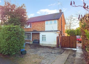 Thumbnail 3 bed detached house for sale in Corringway, Church Crookham, Fleet