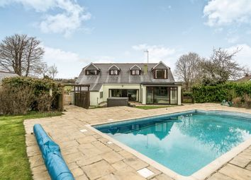 Thumbnail 5 bed detached house for sale in Larch Grove, Plympton, Plymouth