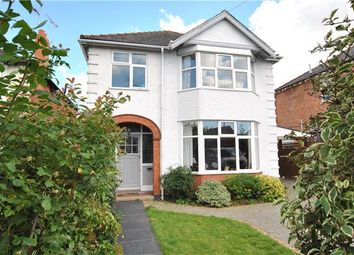 Thumbnail 4 bed detached house for sale in Old Bath Road, Cheltenham, Gloucestershire