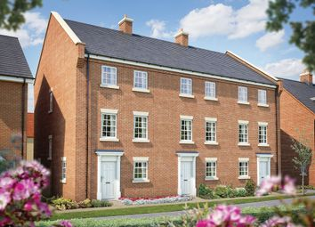 "Thumbnail 4 bed town house for sale in ""The Pettifer"" at Shearwater Road, Hemel Hempstead"
