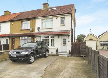 Thumbnail 4 bed end terrace house for sale in Stortford Road, Hoddesdon